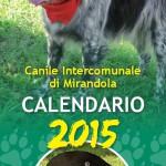 Canile di Mirandola – Calendario 2015